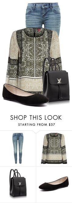 """Untitled #17055"" by nanette-253 ❤ liked on Polyvore featuring Juicy Couture, Vince Camuto and Verali"