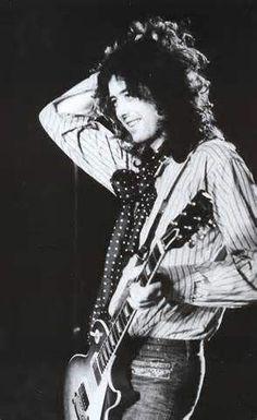 Jimmy Page o poa nunca saiu de moda filha