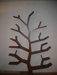 regał drzewo 210x150x18cm Wykonuje na zamówienie marcin.stelma@gmail.com