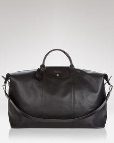 Longchamp Men's XL Carry-On Duffle