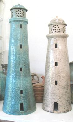 Lighthouses - SOLD