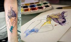 João Paulo Rodrigues, mais conhecido como John Dois, é um tatuador brasileiro que usa técnicas que vão de aquarela ao pontilhismo. Conheça seu trabalho!