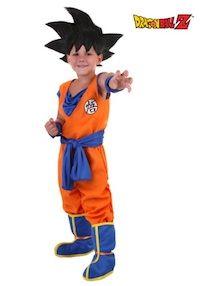 Dragon Ball Z Goku Costume Ideas For Everyone Best Costumes Goku Costume Dragon Ball Best Kids Costumes