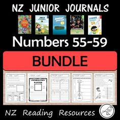 This is a bundle for New Zealand Junior Journal follow-up activity sheets. Junior Journal 55Junior Journal 56Junior Journal 57Junior Journal 58Junior Journal 59A fabulous resource for reading and literacy programmes in New Zealand. This print-and-go resource will save you hours of time.************... Spelling Words, Sight Words, Reading Resources, School Resources, Book Journal, Journals, Literacy Programs, Activity Sheets, Word Work