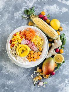Kokosbowl med mango och chili | By diadonna