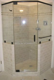 A beautiful shower enclosure is the centerpiece of any bathroom. It anchors the room, directs the light, catches the eye, and significantly increases the resale value of your home. Modern Glass Designs, Inc. can help you determine which glass shower or tub enclosure would be best for your bathroom, both in structure and style. http://www.modernglassdesigns.com/frameless-shower-doors/#90_Degrees_Frameless_Enclosures