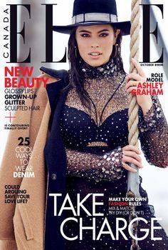 Elle Canada October 2016