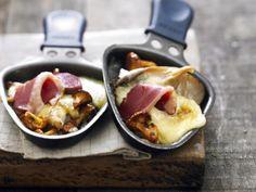 9 idées de recettes pour une raclette