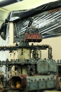 Diorama Shadow War Armageddon