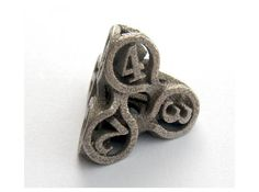 Woven Die4 woven d4, woven die4, special project, 40 dice, 40 year