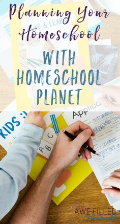 Homeschool planning stressing you? Keeping up with the appointments, schedules, and assignments isn't easy! That is why I am sharing about Homeschool Planet!  via @AFHomemaker