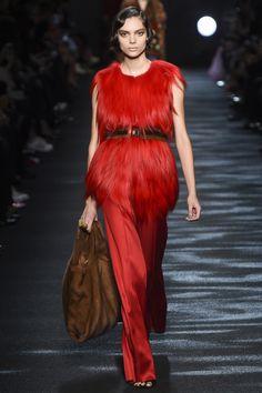 #Blumarine   #fashion  #Koshchenets  Blumarine Fall 2016 Ready-to-Wear Collection Photos - Vogue