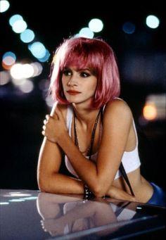 "Julia Roberts as Vivian Ward in ""Pretty woman"" (1990)"