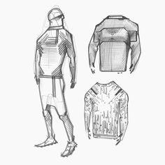 Start from scratch. . #kiskadesign #appareldesign #fashiondesign #pencilandpaper #designsketch #doodles #behindthescenes #makingof #ideation #designprocess #startfromscratch #conceptdesign #designstudio #designinspiration #designlife #moderndesign  @kiskadesign @letsdesigndaily @designsketch @daily.dose.of.design