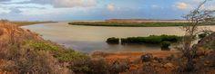 Coucher de soleil sur Punta Gallinas