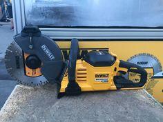 Dewalt Cordless Tools, Dewalt Power Tools, Cordless Power Tools, Cool Tools, Diy Tools, Hand Tools, Metal Chop Saw, Mechanic Tool Box, Mobile Workshop