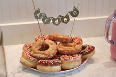 Ideas for a Donut-Themed Birthday Party!