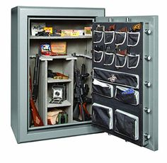 Electronic Gun Safes
