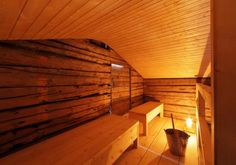 Tonttu Sauna   PuuWoodHolzBois
