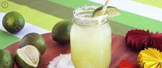 Margarita recipe in a mason jar #cocktail #recipe