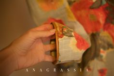 Anagrassia Floral Jacket