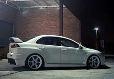 Evo x. Future Boosted Ride