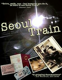 Seoul Train documentary on Netflix, North Korea is a World War Two Germany and the country is the concentration camp