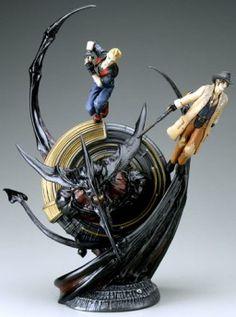 Final Fantasy VIII - Diabolos - Zell Dincht & Irvine
