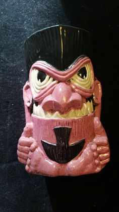 Tiki Mug from Frankies Tiki Room in Las Vegas, NV - Retired - 2009