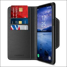 8747c1d94bed 10 Best Galaxy S9 Wallet Cases   Cool Samsung S9 Card Holder Covers