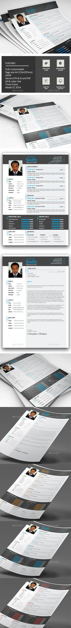 cv and covering letter%0A Resume   CV  Cover Letter  Portfolio   Fontslogosicons   Pinterest    Resume  Cover letters and Letters