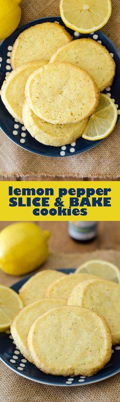 Lemon Pepper Slice &