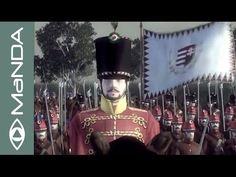 Az isaszegi csata (1848-49, animáció)