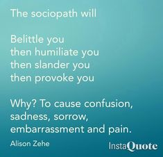 Narcissistic sociopath- sad my mother has done all these things to me.