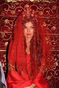 Turkish brides henna ☪