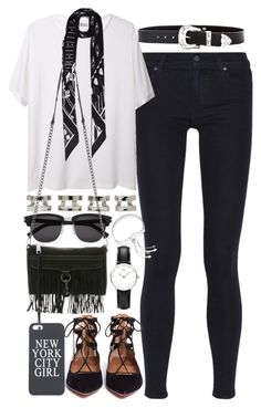 """""""Outfit for meeting up with friends"""" by ferned on Polyvore"""