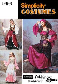 Misses Fantasy Costumes