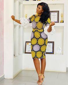 Ankara Styles With Tasty Designs - Beta Protocol African Fashion Designers, African Fashion Ankara, Latest African Fashion Dresses, African Print Fashion, Africa Fashion, African Style, African Tops, Tribal Fashion, African Women