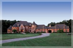 VanBrouck.com Has really nice project pictures and pdf catalogs of styles and floor plans.