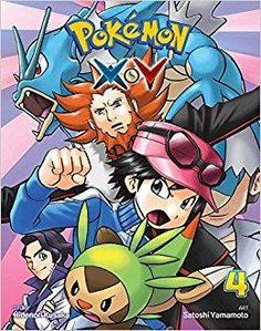 Pokémon X•Y, Vol. 4 (Pokemon)