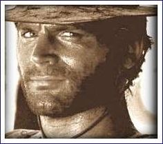 800 spaghetti westerns: Terence Hill