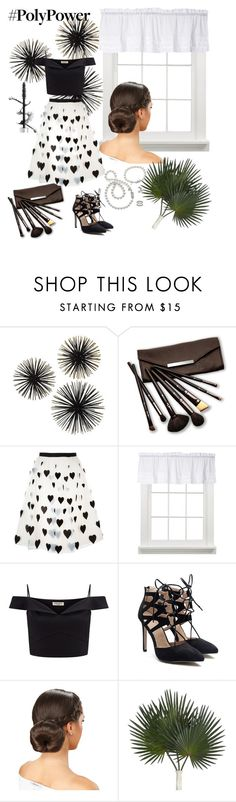 """#27"" by fashion-pol ❤ liked on Polyvore featuring Borghese, Alice + Olivia, Lipsy and Mikimoto"