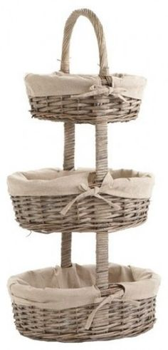 3 tier basket
