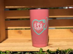 Long Drink, Powder Coat Colors, Monogram, How To Apply, Etsy Shop, Mugs, Unique Jewelry, Handmade Gifts, Base Coat