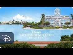 Disney's Yacht & Beach Club Resorts   Walt Disney World   Disney Parks