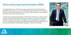 Grupul KRUK a publicat rezultatele financiare pentru 2016