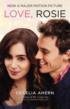 The basis for the forthcoming motion picture starring Lily Collins and Sam Claflin! What happens when two people who are meant to be together can't seem to get it right? Rosie and Alex are destined fo