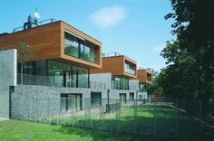 Villa Park Strahov - AED project