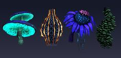 plant concept ideas