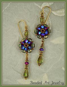 I B Beading: Susan Pierle of Beaded Art Jewelry...